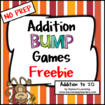 Addition Bump Freebies