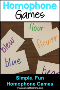 Homophone Games thumb