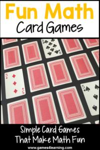 Math Card Games (2)