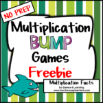 Multiplication Bump Freebies