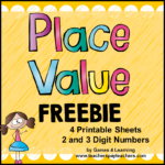 Place Value Games Square Thumbnails