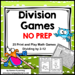 division-games-no-prep